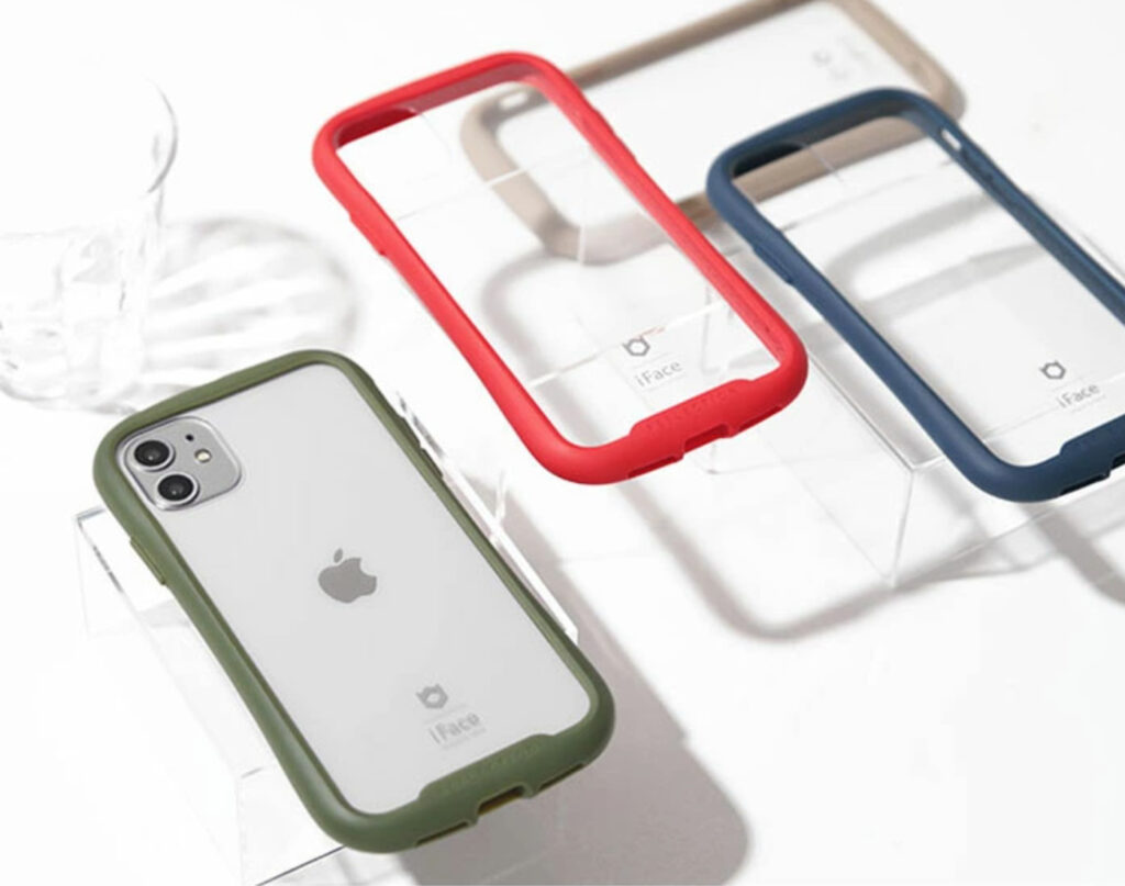 iFace iPhone12用スマホケースの画像