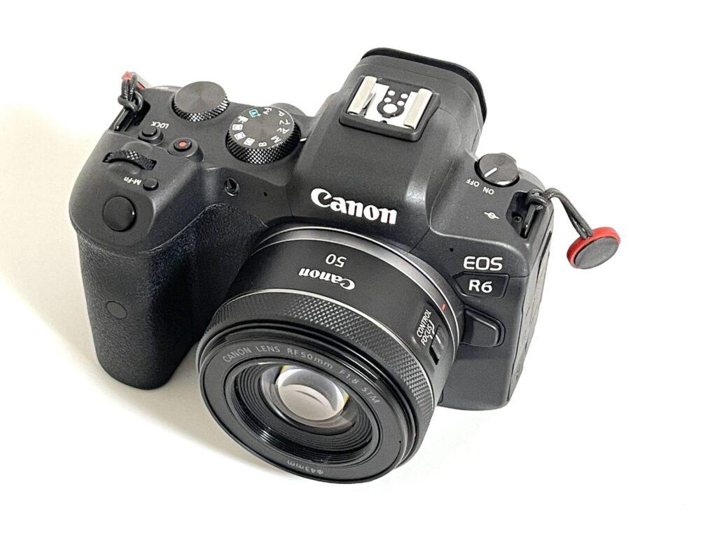 EOS R6 + RF50mmF1.8 STMの画像