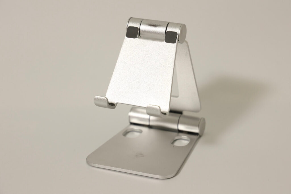 Nulaxy スマホスタンド 折り畳み式の画像