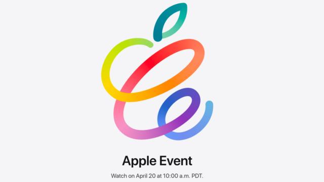 Appleの新製品発表イベントアイキャッチ画像