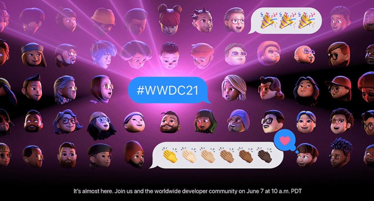 Appleイベント「WWDC」のアイキャッチ画像