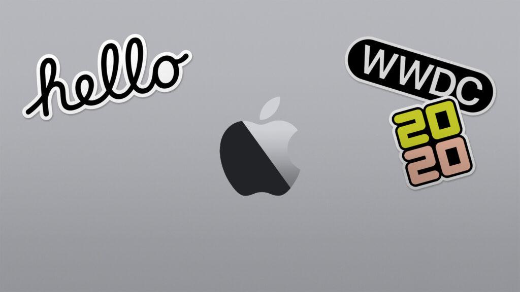 AppleのイベントWWDCの画像
