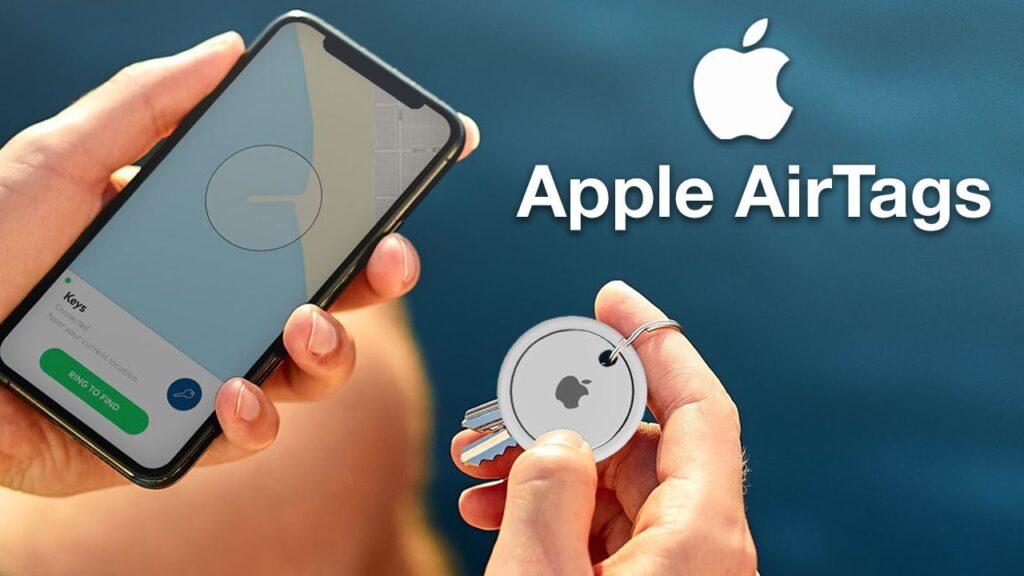 AirTagの画像