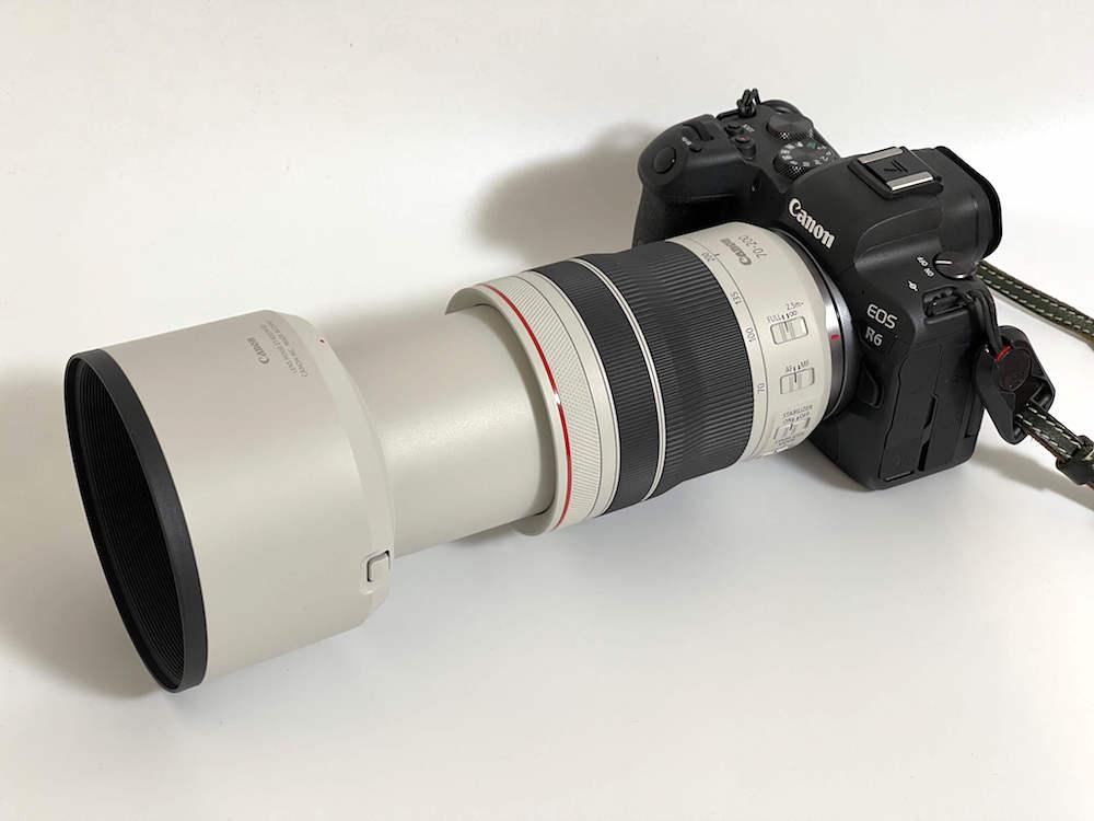 R6 + RF70-200mm F4L IS USMその2