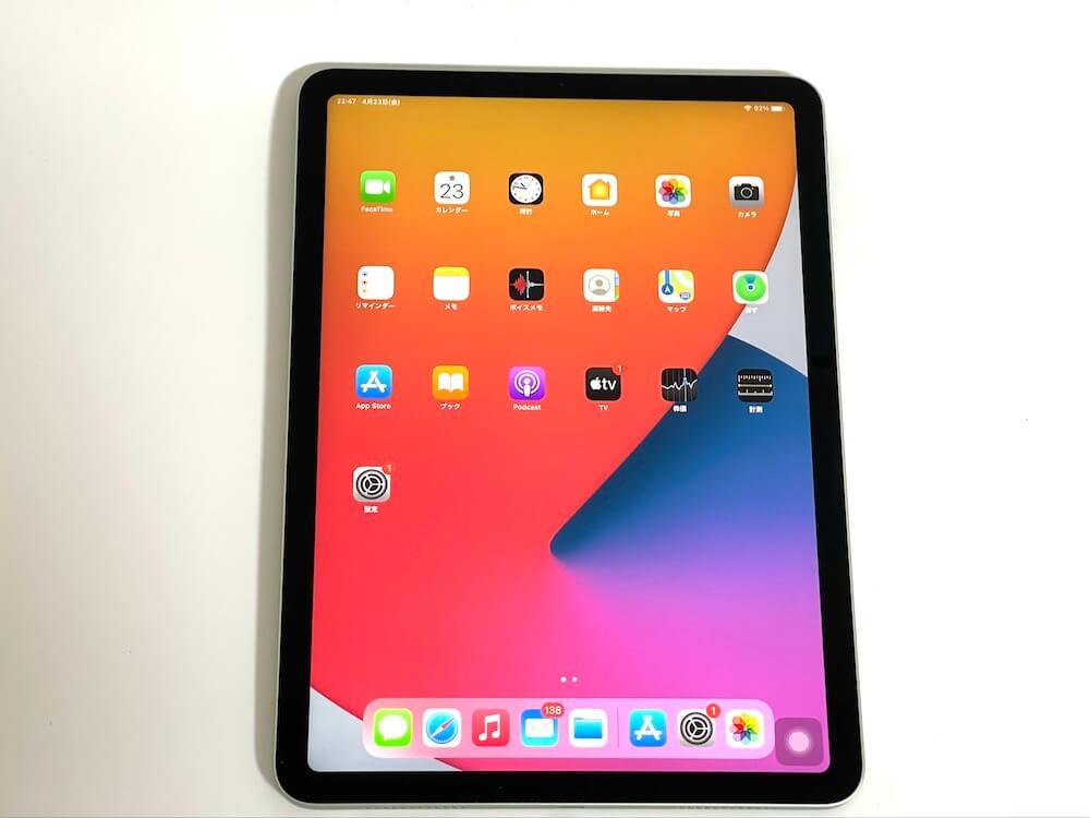 iPadAir4の外観画像2