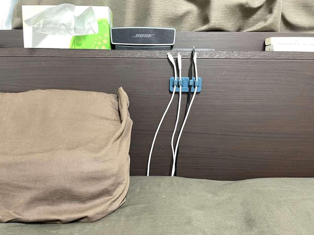 Anker Magnetic Cable Holder(マグネット式ケーブルホルダー)の画像