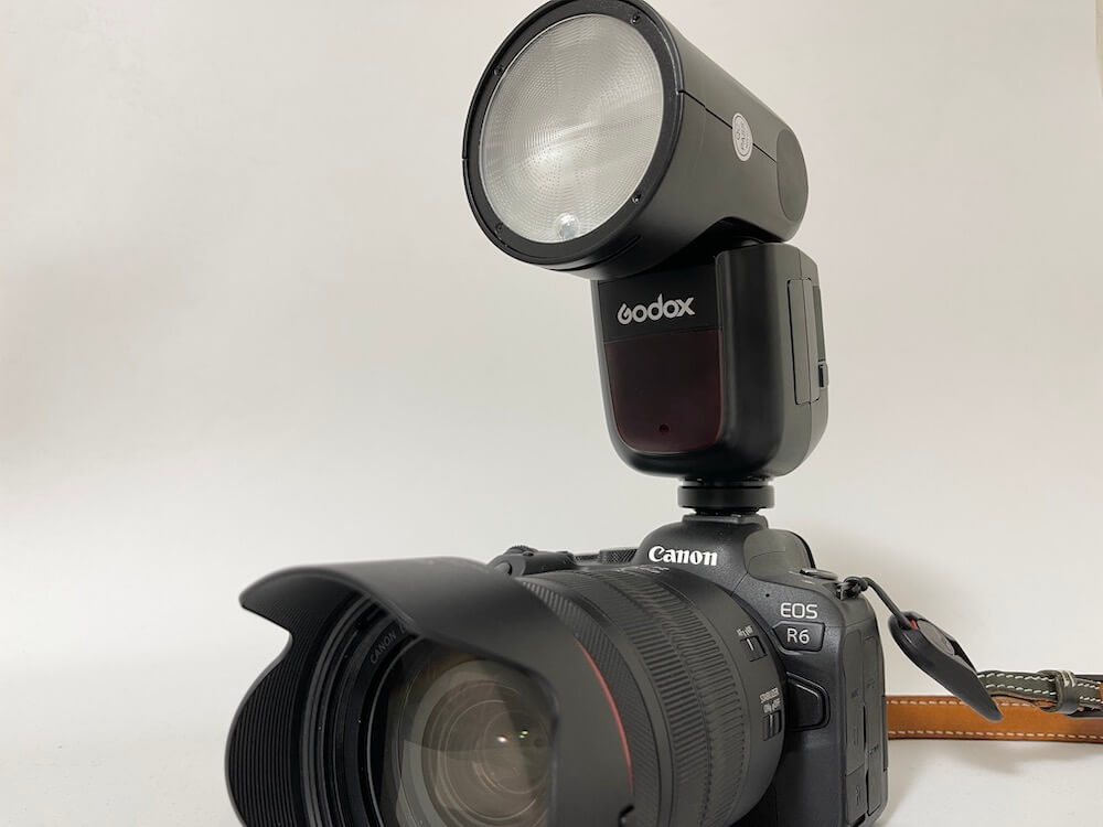 GODOXストロボV1-Cの画像