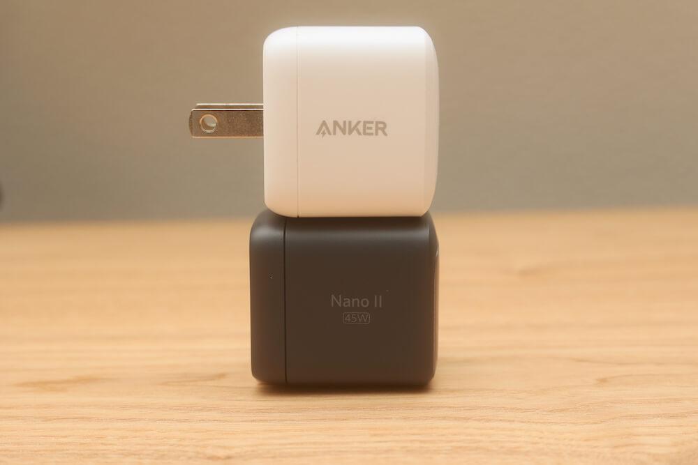 Anker NanoⅡ 45W(PD充電器)の画像