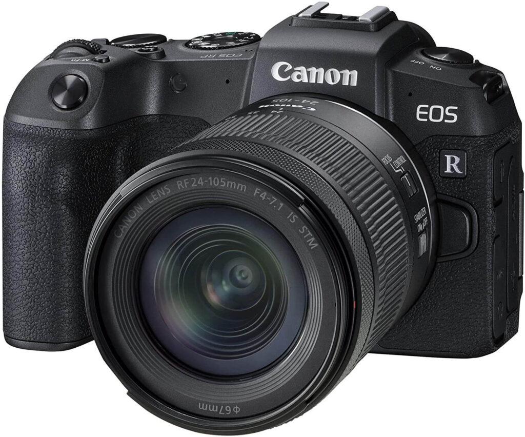 キャノン EOS RPの画像