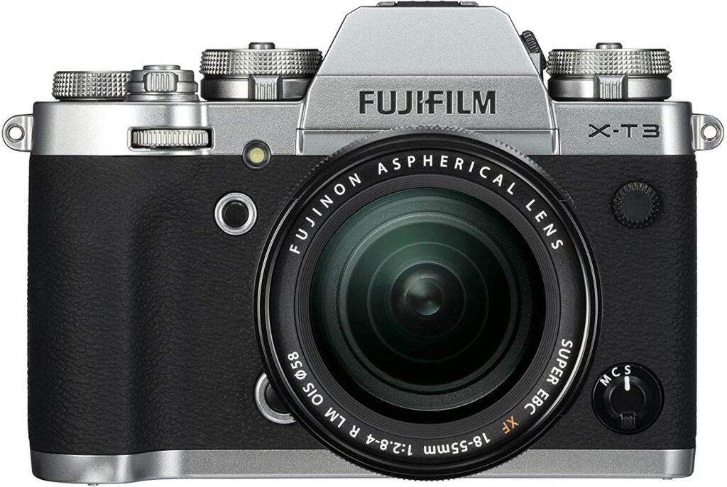 フジフィルム X-T3のカメラ画像