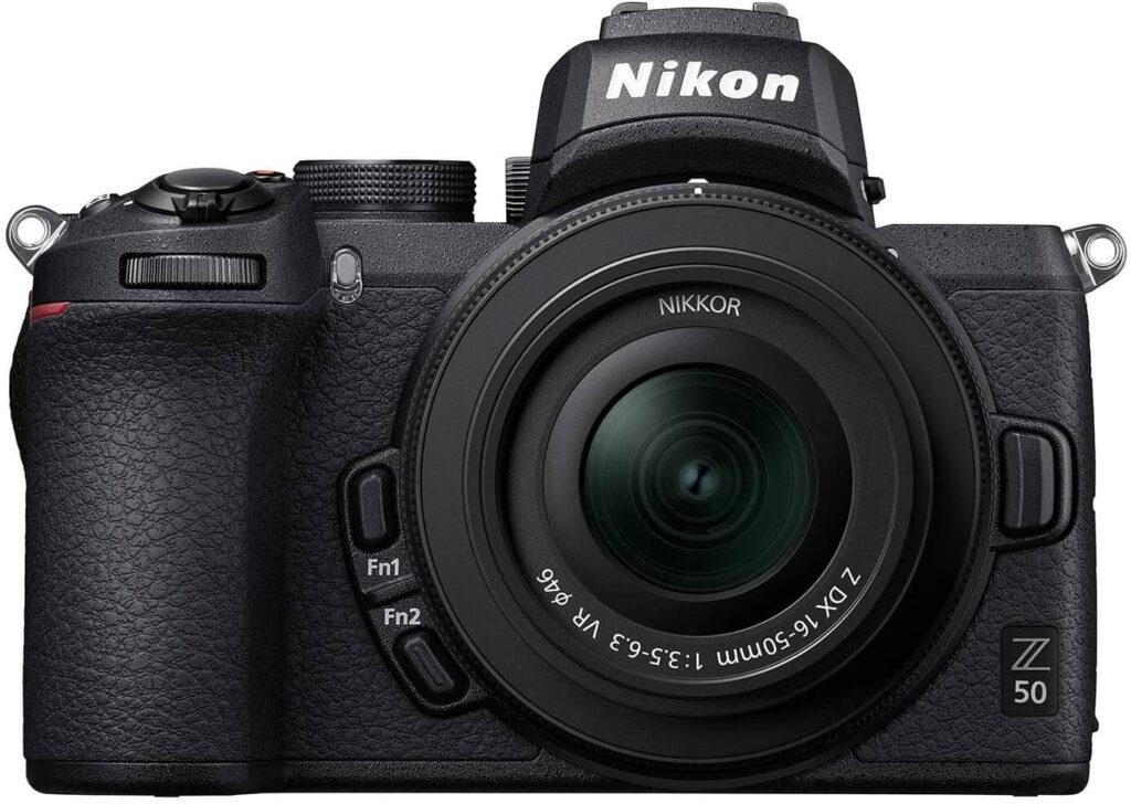 ニコン Z50の画像