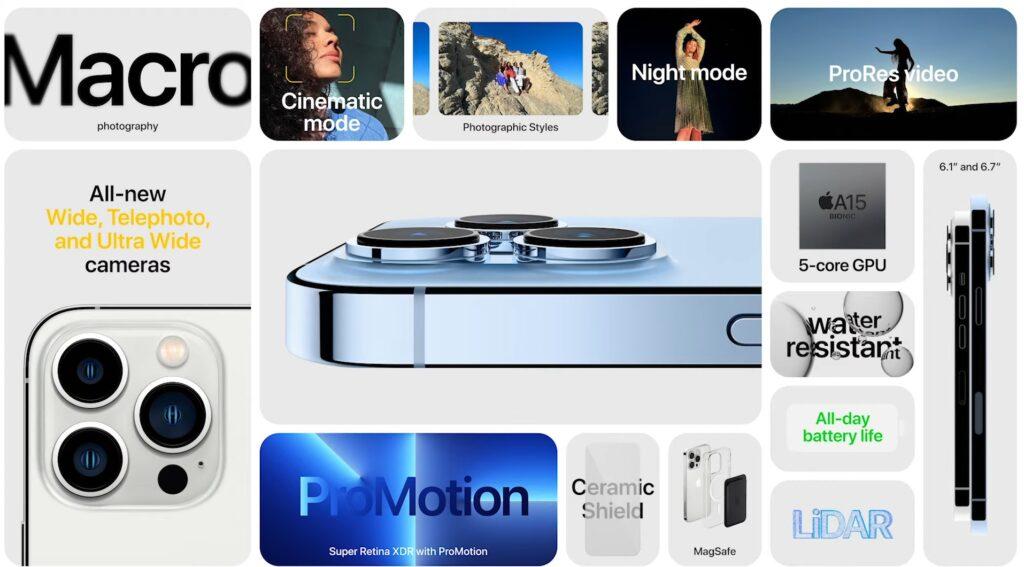 iPhone13Proの画像
