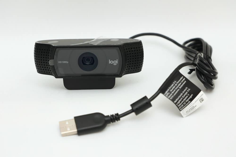 ロジクールのウェブカメラ「C920n」の特徴