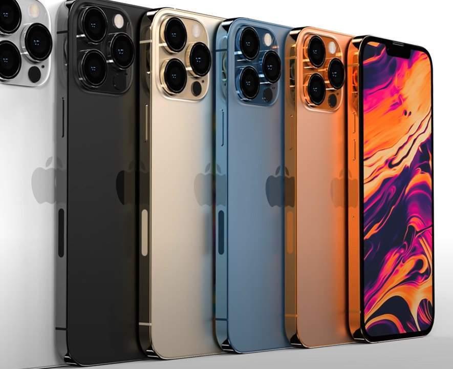 iPhone13シリーズのサイズ・デザイン