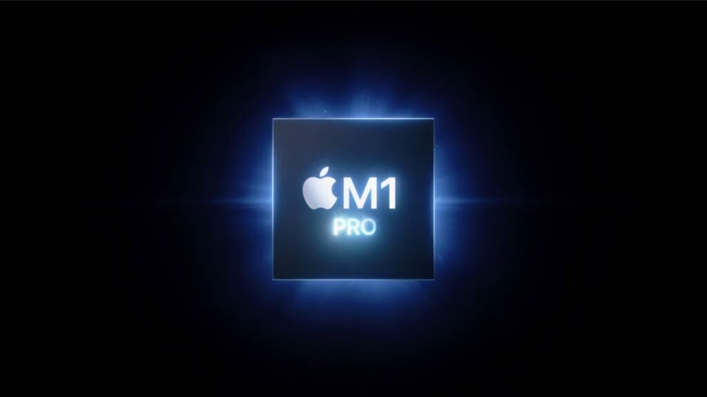 M1Pro 搭載MacBook Pro