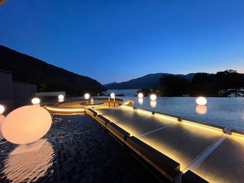 箱根の旅館「はなをり」の画像